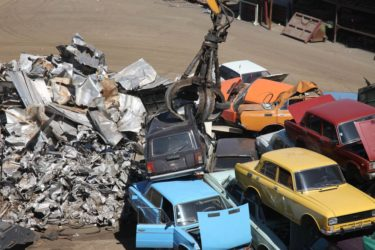 Как сдать машину на утилизацию без машины?