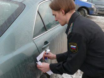 Кто может наложить арест на автомобиль?