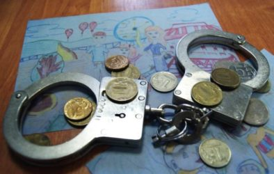 Арест машины за неуплату алиментов