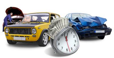 Выкуп утилизированных автомобилей